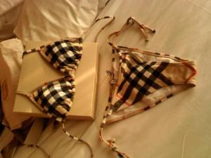 Burberry Swimsuit